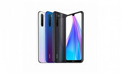 Новые официальные изображения Redmi Note 8T