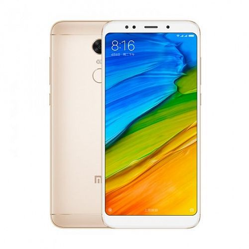 купить Смартфон Xiaomi Redmi 5 Plus 64GB/4GB Gold (Золотой) в Кимрах