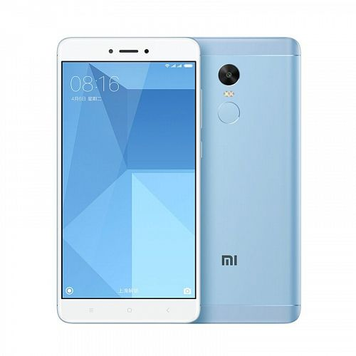 купить Смартфон Xiaomi Redmi Note 4X 64GB/4GB Dual SIM Blue (Голубой) в Кимрах
