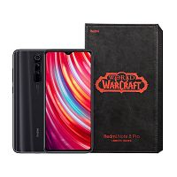 купить Смартфон Xiaomi Redmi Note 8 Pro World of Warcraft Edition 128GB/8GB Black (Черный) в Кимрах