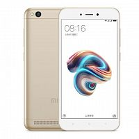 купить Смартфон Xiaomi Redmi 5A 16Gb/2GB Gold (Золотой) в Кимрах